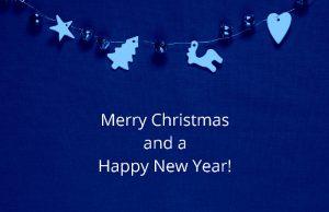 Nu närmer vi oss år 2020 God jul och gott nytt år